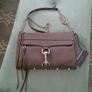 Authentic Rebecca Minkoff Large MAC Crossbody